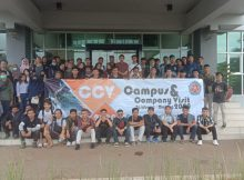 FTI UNSERA adakan Campus & Company Visit 2020